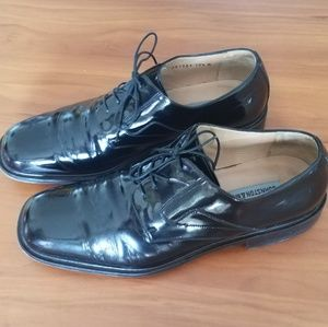 Johnston & Murphy Shoes - Johnston & Murphy Patent Tuxedo Shoe EUC 10.5